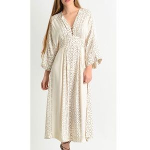 Free People Pearl Combo Dress